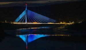 The new strategic Tana Bridge just celebrated its grand opening!